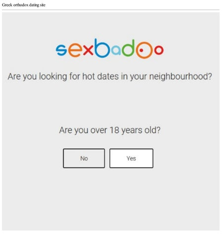 orthodox dating site
