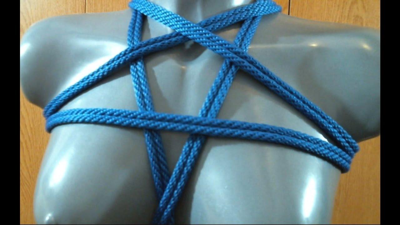 rope bondage tutorial