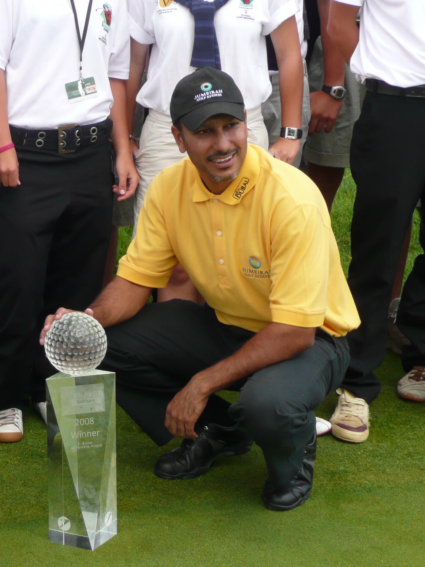 golf association asian professional