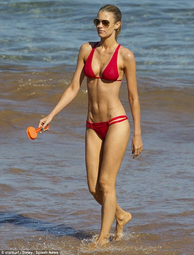 start daily paige the bikini