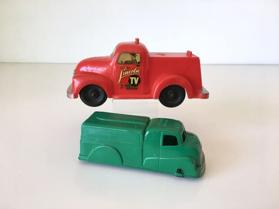 marx trucks vintage