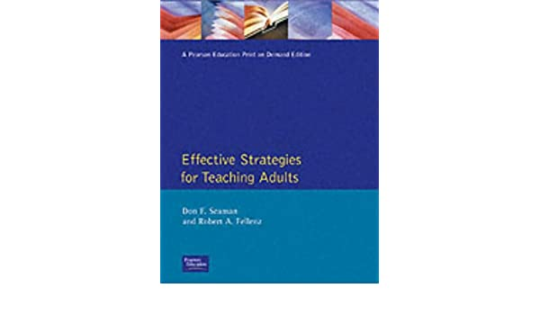 for adult strategy effective teaching