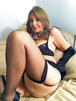 porn stockings mature
