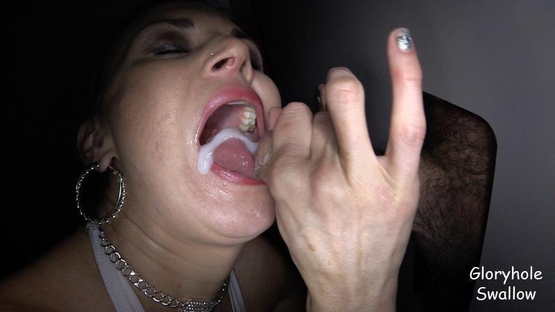 swallow twitter gloryhole