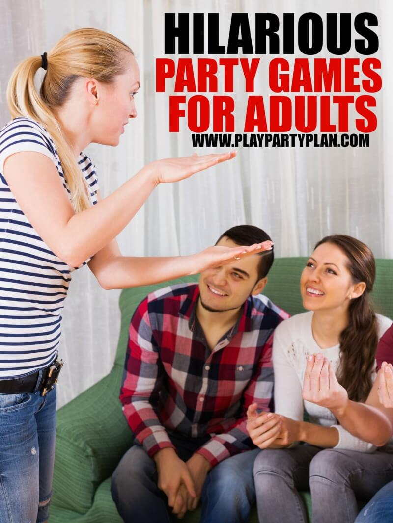 adult funny games