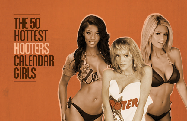 day the girl hooters of calendar