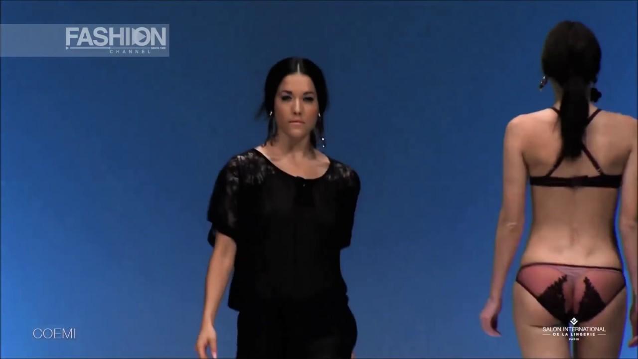 lingerie international paris in show