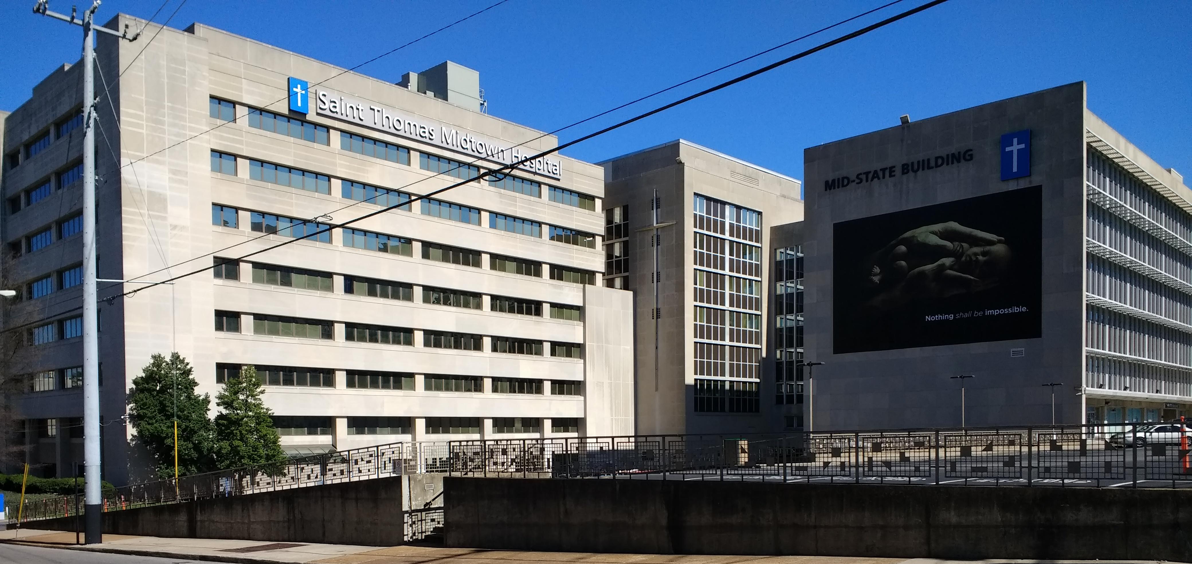 nashville baptist breast center hospital