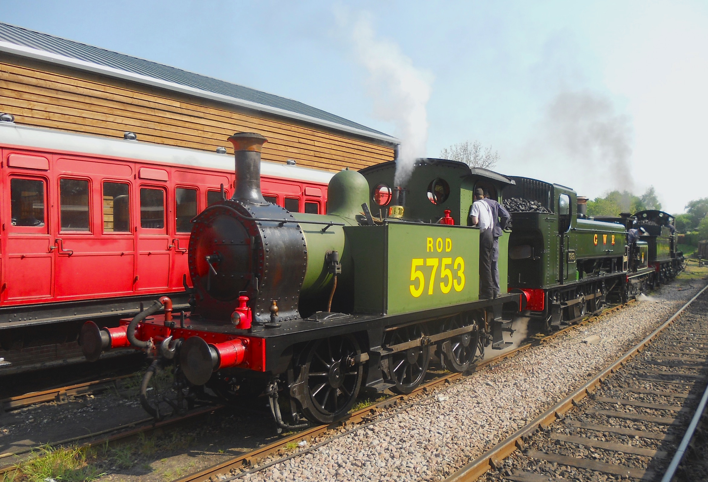 vintage east steam in sussex