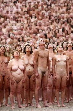 spencer naked pictures tunick