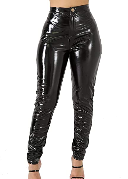 latex pants sexy
