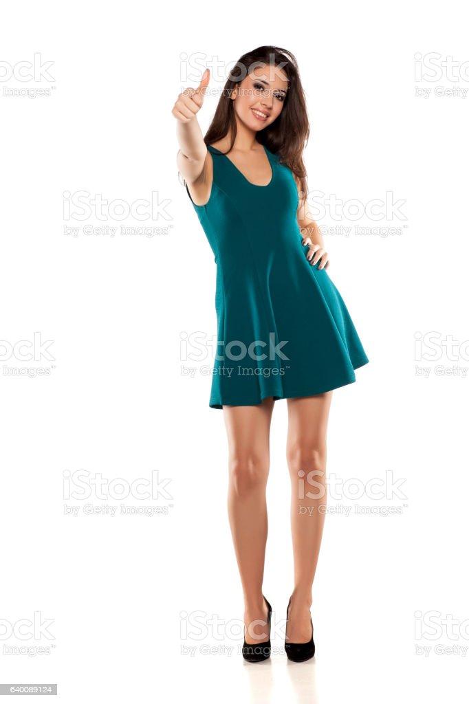 thumbs girl free model