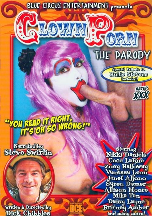 clown porn hardcore