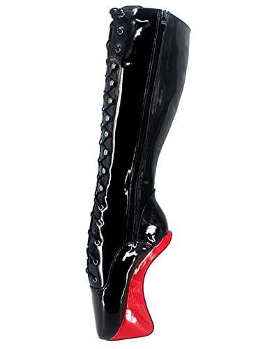 fetish and boots abused shoes
