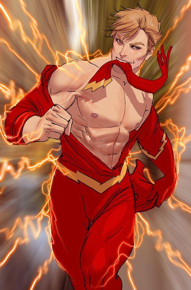 cartoons sexy flash