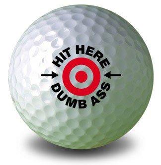 balls on ass