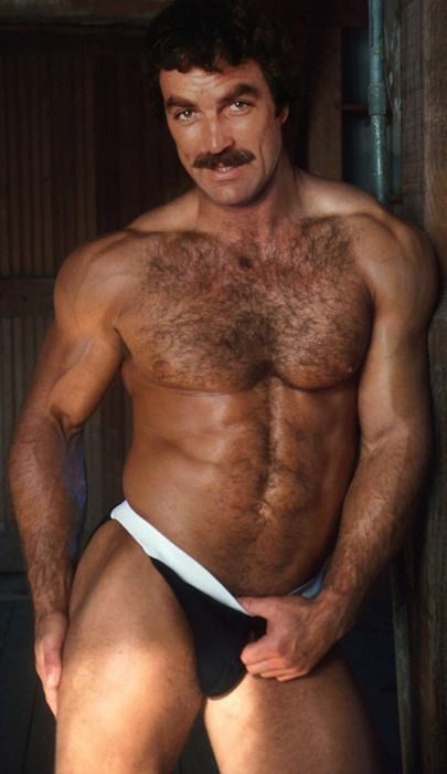 playgirl man hairy