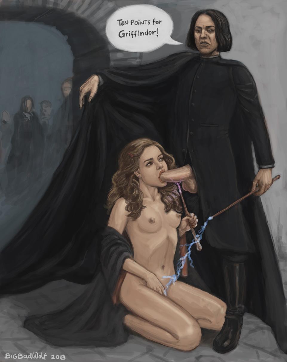hermione sex storys