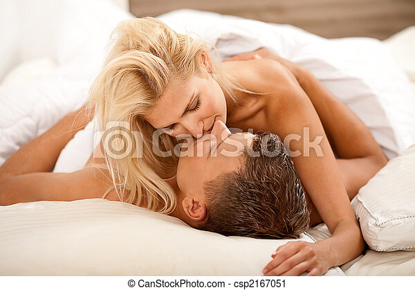 intercourse in bed