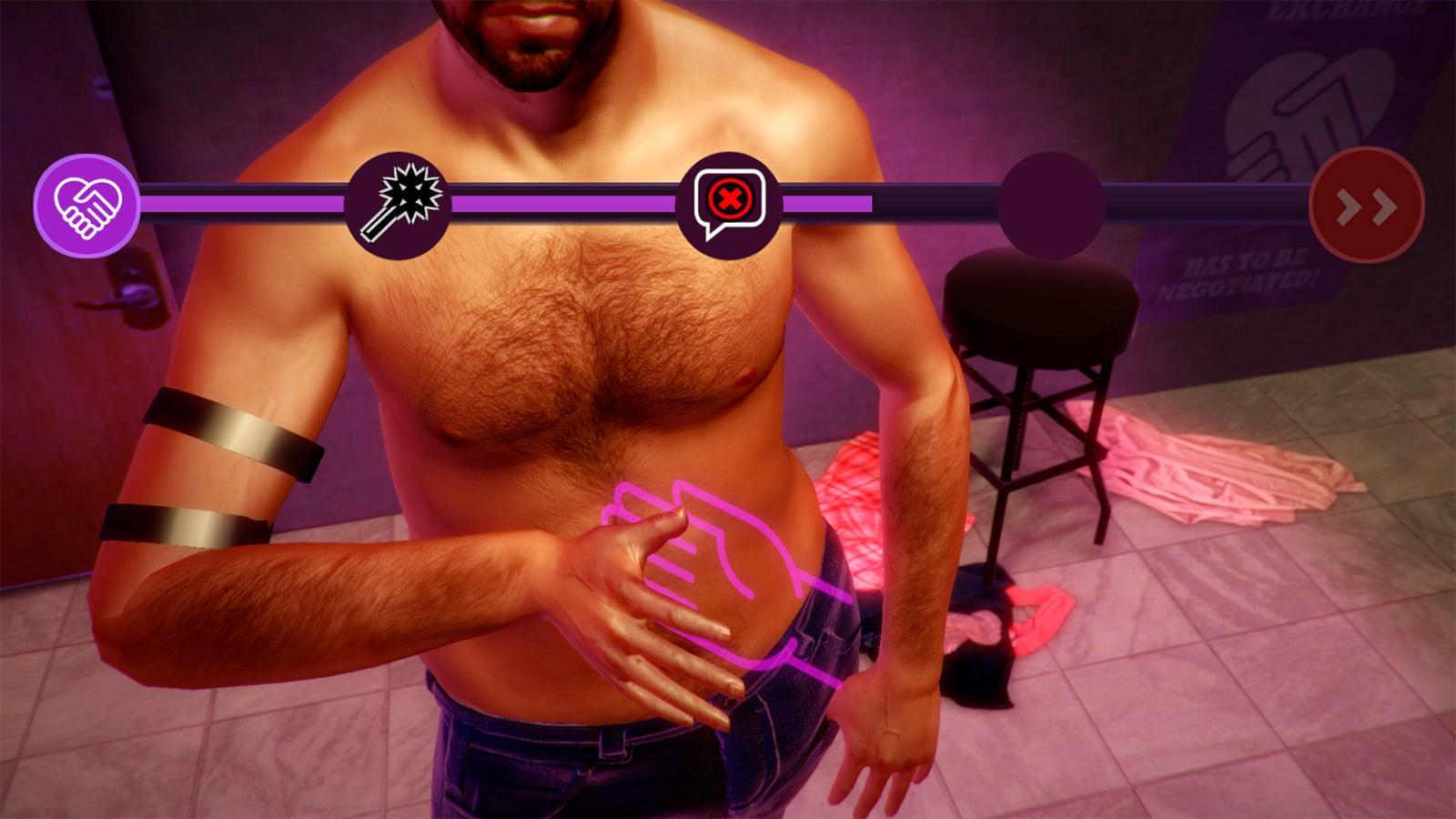 sex games on steam