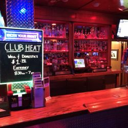 gilbert strip in club