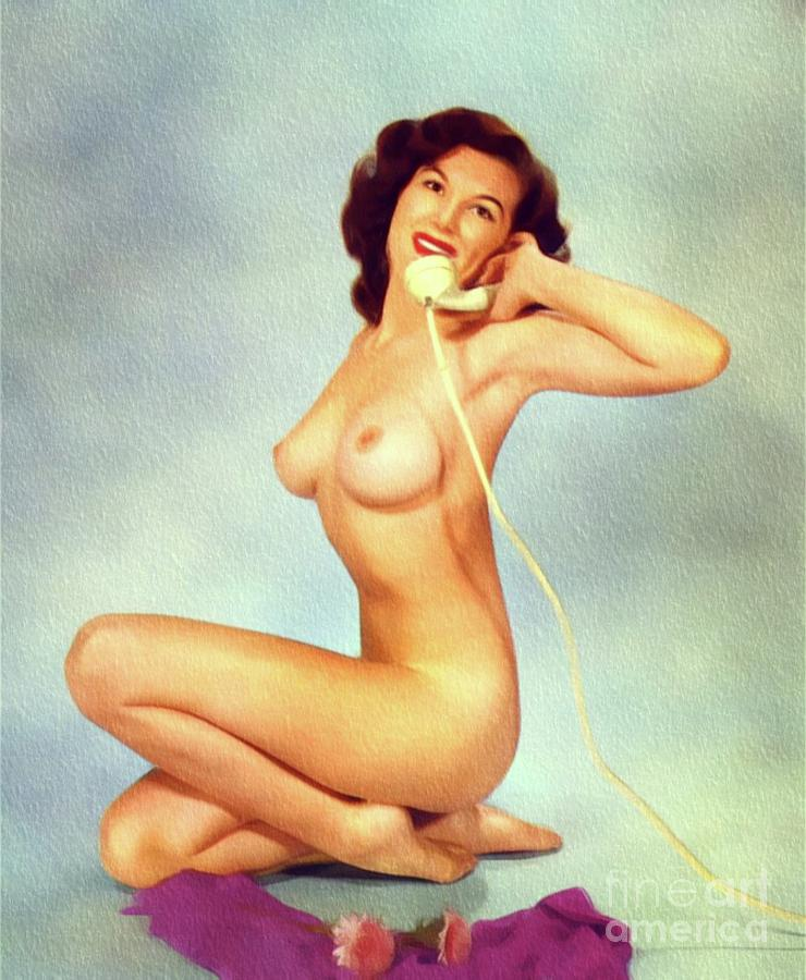 up pin girls retro naked