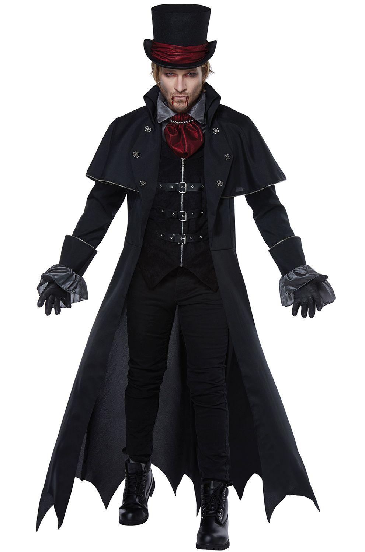 costume vampiress victorian adult