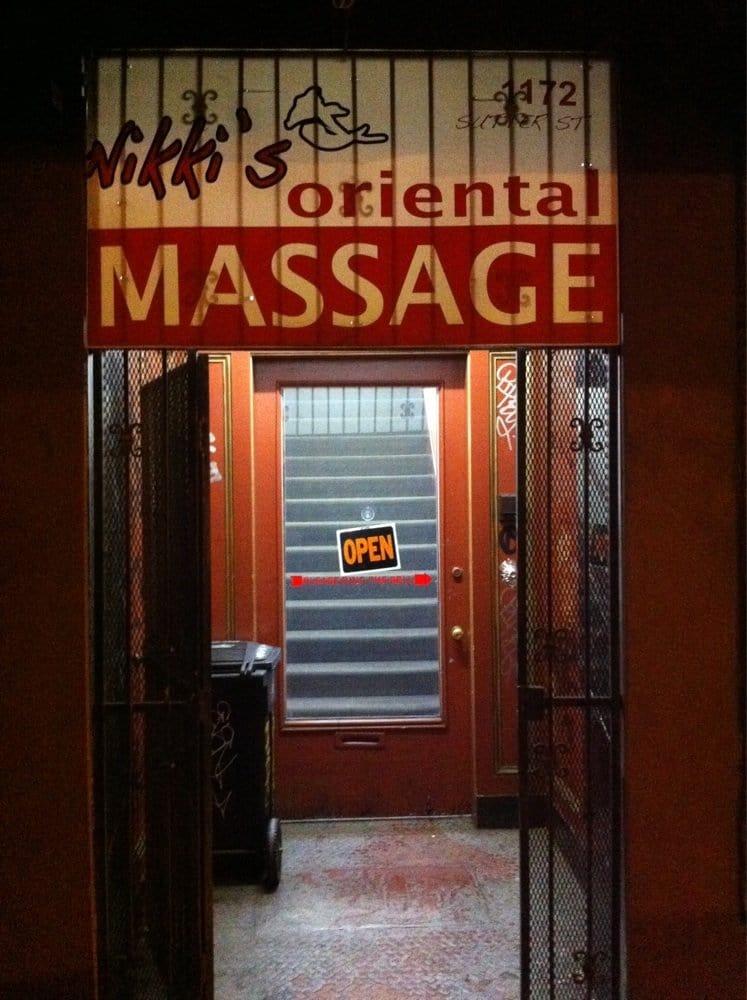 san francisco asian massage