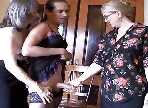 tube threesome mature porn