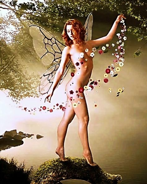 in nude photography fairies
