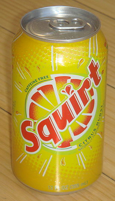 who soda owns squirt