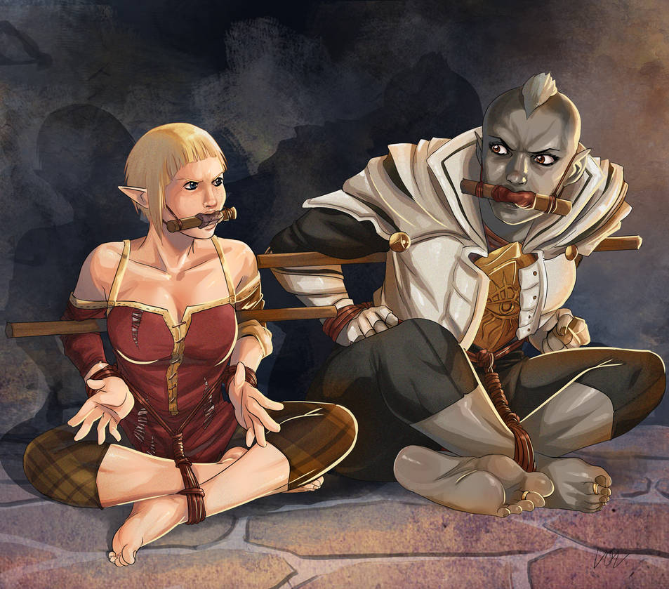 bondage game fiction
