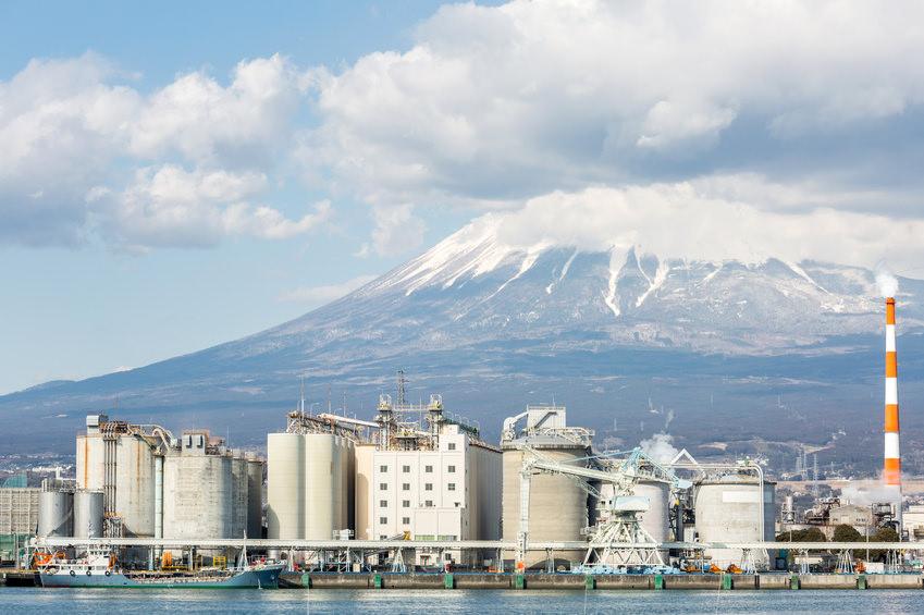 industry in japan