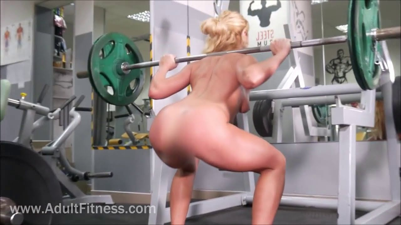 workout vidios nude