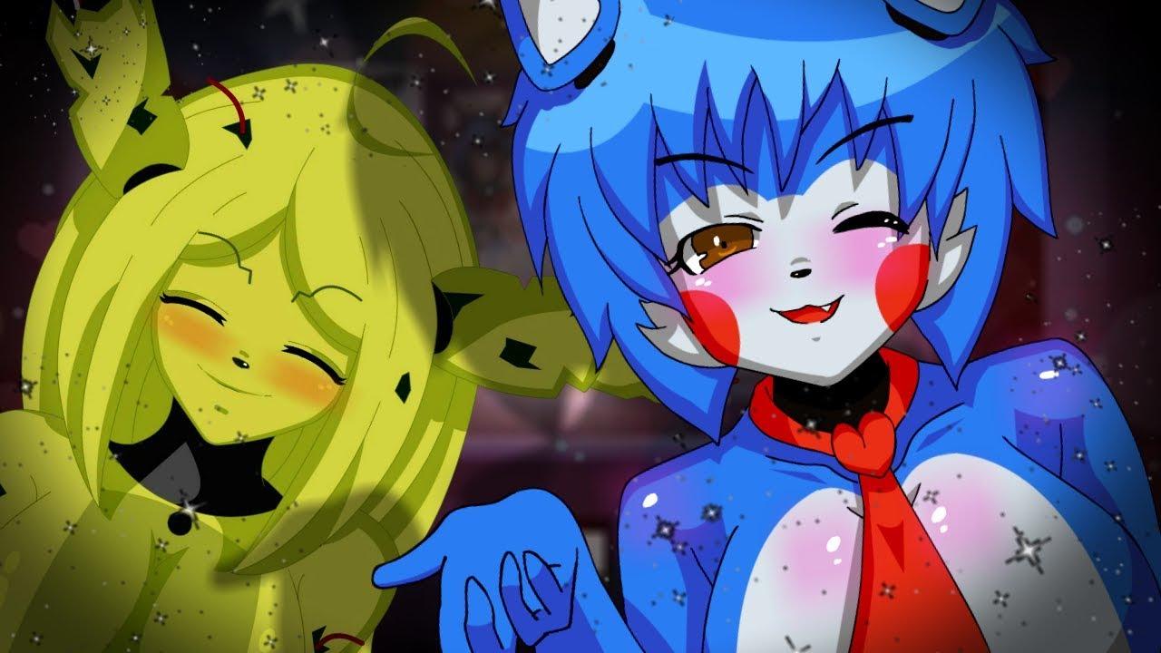 novel nights in anime five visual
