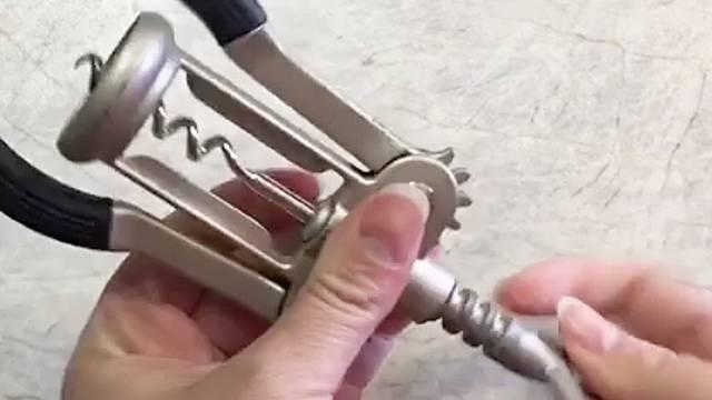 spinner wine fidget opener adult