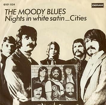 blues moody the satin