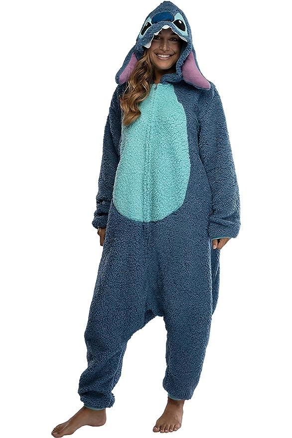 pajamas disney adult stitch