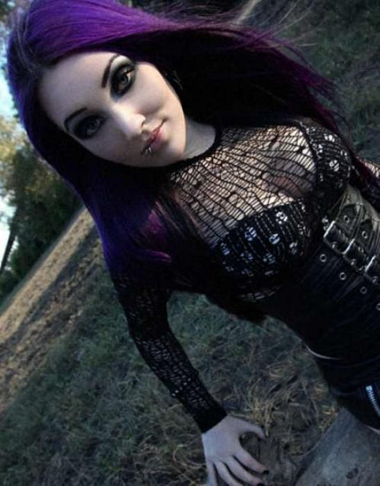 hot goth girls