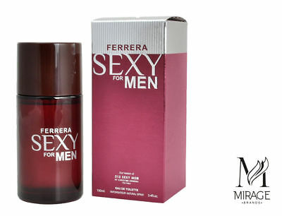 sexy for man perfume