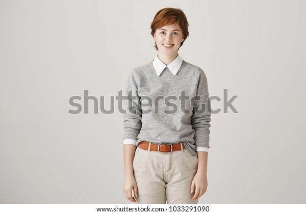 redhead cute lesbian