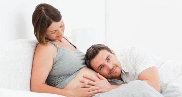 having good pregnant sex while