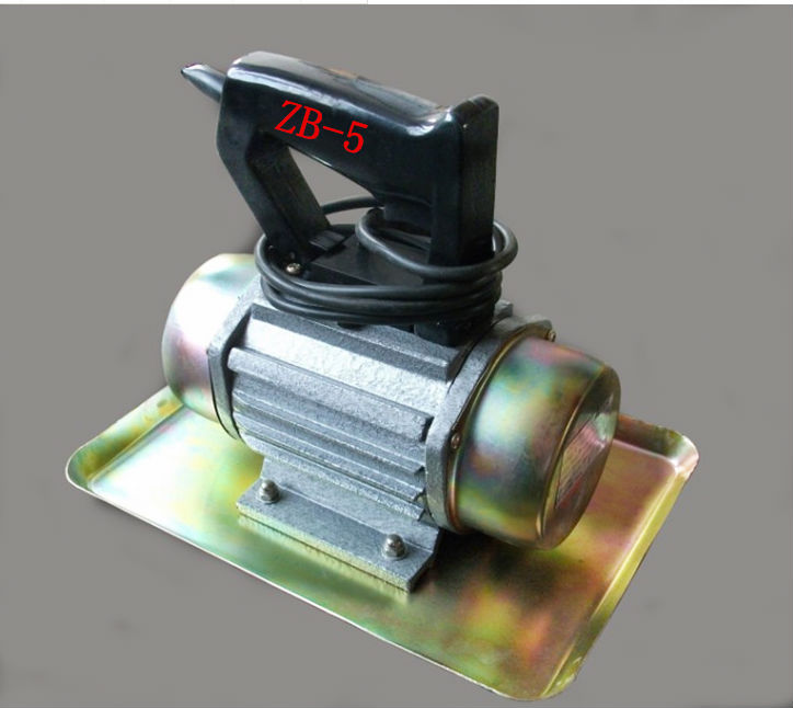 vibrator handheld concrete plate