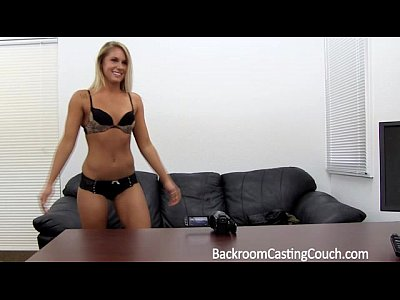 gang couch spank casting