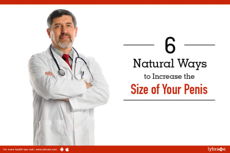 increase of size safley penis naturely