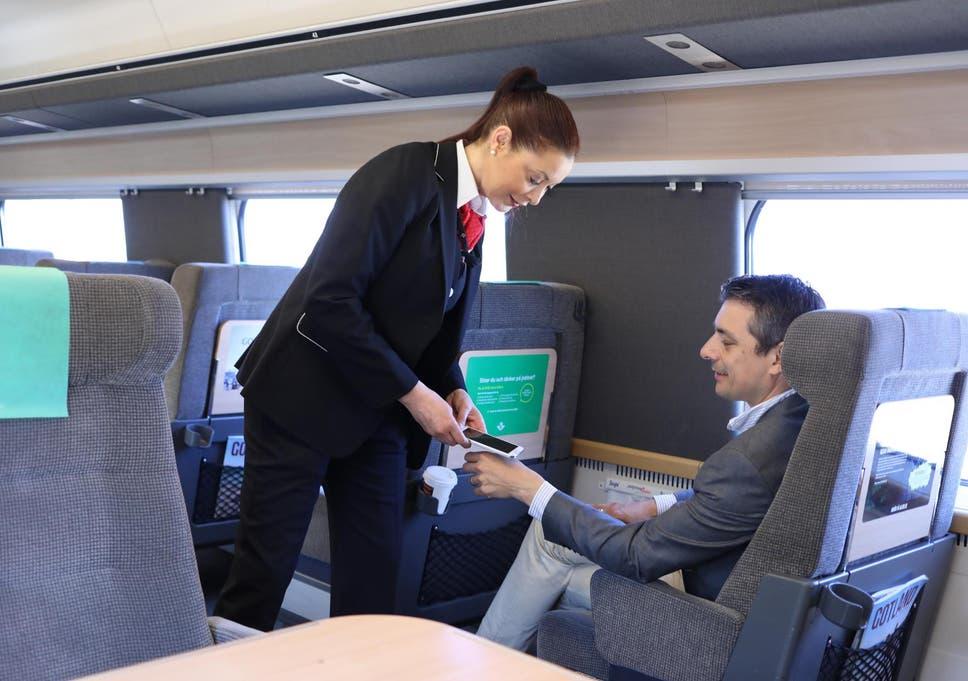 hand job train