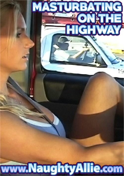 masturbating on highway