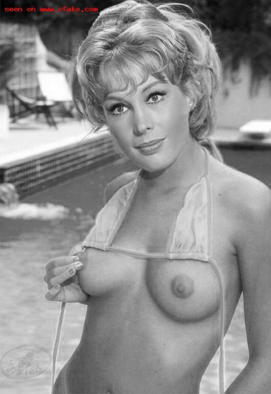 photos barbara nude feldon