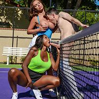 big tits sportswomen
