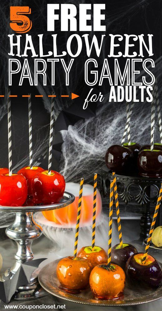adult party game halloween